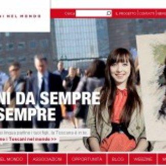 Cambia il sito dei Toscani nel mondo e il rapporto con chi vive all'estero