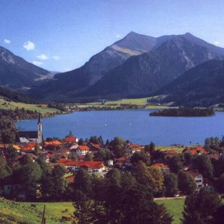 Ambra Tinacci: da Barberino Val d'Elsa  a Schliersee