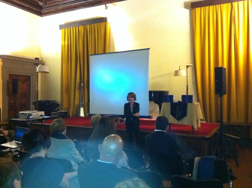 Toscani nel Mondo ospiti del Lyceum Club Internazionale di Firenze