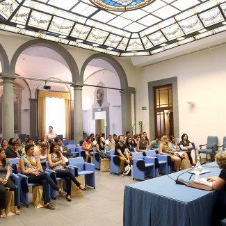 Giovani toscani nel mondo incontrano l'assessore Nocentini