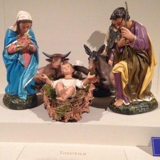 I figurinai lucchesi e la tradizione del presepe in Toscana