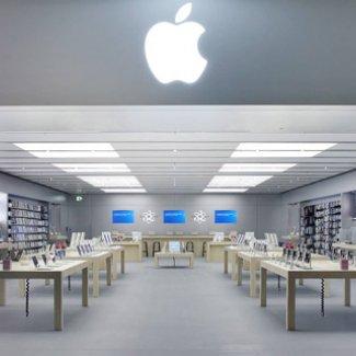 La pietra degli Apple Store è made in Florence