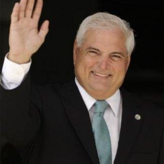 """Un """"lucchese"""" presidente del Panama"""
